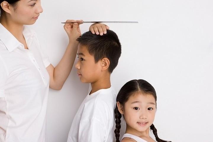 Những điều thú vị về chiều cao của con bạn