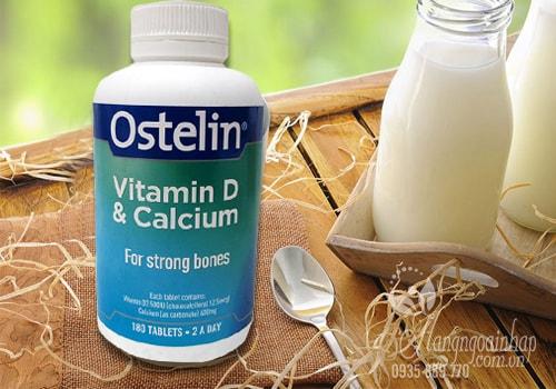 Ostelin Vitamin D & Calcium của Úc giá bao nhiêu?