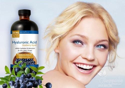 Hyaluronic acid có tác dụng gì