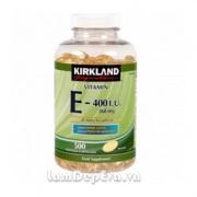 Vitamin E Kirkland Của Mỹ