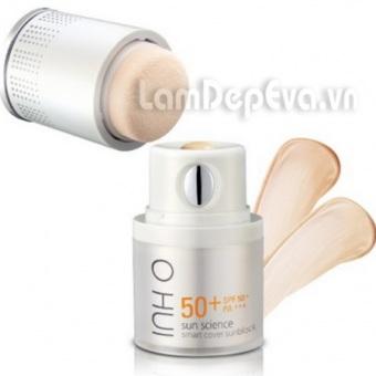 Ohui Smart Cover Sunblock SPF50/PA Kem Chống Nắng Che Khuyết Điểm