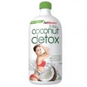 Nước uống giảm cân, thanh lọc cơ thể Coconut Detox 2 day plan