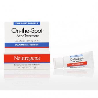 Kem trị mụn Neutrogena On The Spot Acne Treatment của Mỹ 21g