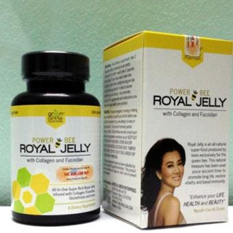 Sữa ong chúa Power Bee Royal Jelly 1500g mẫu mới của Mỹ