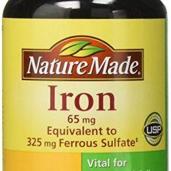 Iron nature made 365 viên mua ở đâu