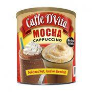Cà phê bột hòa tan Caffe D'Vita Mocha Cappuccino của Mỹ
