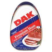 Thịt hộp Dak Premium Ham Fully Cooked 454g của Mỹ