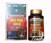 Viên uống tinh dầu thông đỏ Hàn Quốc - Red Pine Gold