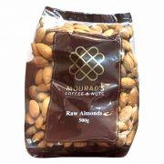 Hạt hạnh nhân Mourads Raw Almonds 500g Chính hãng Úc