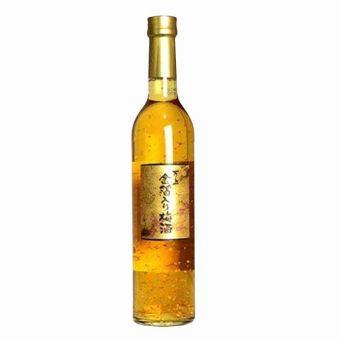 Rượu mơ vảy vàng nhật bản kikkoman chai 500ml, giá đại lý