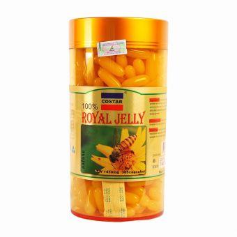 Sữa Ong Chúa Costar Royal Jelly 1450mg Của Úc 365 Viên