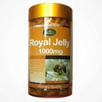 Sữa Ong Chúa Royal Jelly Greenland 1000mg Của Úc-365 Viên