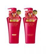 Bộ Dầu Gội Shiseido Tsubaki Shining Của Nhật Bản-Bộ 2 Chai