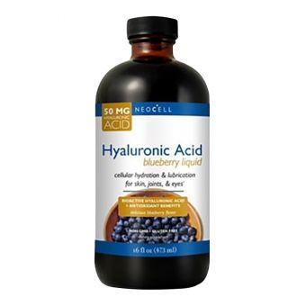 Hyaluronic Acid Blueberry Liquid 473ml-Tinh chất nước việt quất