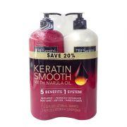 Bộ dầu gội xả Tresemme Keratin Smooth 964ml của Mỹ