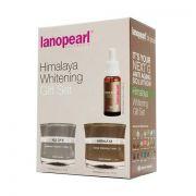 Bộ Dưỡng Trắng Da Lanopearl Himalaya Whitening Gift Set 125m...