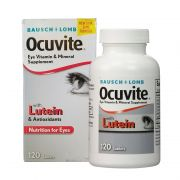 Thuốc bổ mắt Ocuvite with Lutein and Antioxidants Hộp 120 vi...
