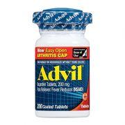 Thuốc giảm đau Advil 200mg Easy Open Arthritis Cap mẫu mới