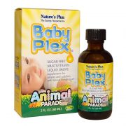 Vitamin tổng hợp cho bé Baby Plex Natures Plus 60ml của Mỹ