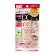 Kem trang điểm CC Cream Collagen tươi Dotfree 25g của Nhật
