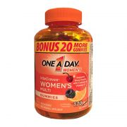 Kẹo dẻo vitamin One A Day Women's Vitacraves Gummies 170 viê...