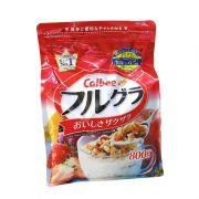 Ngũ cốc trái cây Calbee 800g của Nhật Bản, giàu dinh dưỡng
