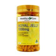 Sữa ong chúa Healthy Care Royal Jelly 1000mg 365 viên của Úc