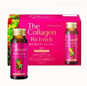 The Collagen Rich Rich dạng nước mẫu mới chuẩn Nhật