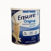 Sữa bột Ensure Orginal Nutrition Powder Add Water 400g