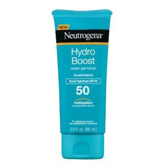 Kem chống nắng dưỡng da Neutrogena Hydro Boost của Mỹ