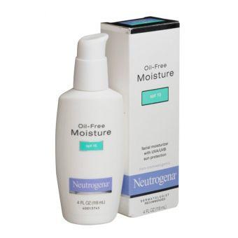 Kem dưỡng ẩm Neutrogena Oil-Free Moisture Spf 15 của Mỹ
