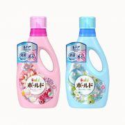 Nước giặt xả vải 2 in 1 Bold của Nhật Bản