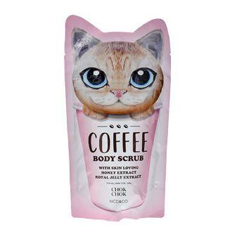 Tẩy tế bào chết toàn thân Chok Chok Coffee Body Scrub giá rẻ