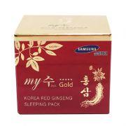 Kem Dưỡng Da Ban Đêm My Gold Red Ginseng Sleeping Pack - Kor...
