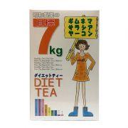 Trà thảo dược giảm cân Showa Seiyaku Nhật Bản 30 gói