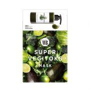 Mặt nạ rau củ thải độc Super Vegitoks Mask Step 2 Hàn Quốc