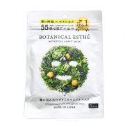 Mặt nạ thảo mộc Botanical Esthe Sheet Mask nội địa Nhật