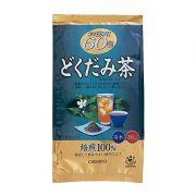 Trà diếp cá Orihiro Dokudami Tea 60 túi chính hãng Nhật Bản