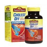 Viên Giảm Cholesterol Trong Máu - CholestOff Nature Made 120 Viên