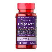 Grapeseed Extract 100mg - 100 Viên Đẹp Da, Chống Oxy Hóa