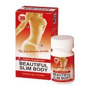 Thuốc Giảm Cân Hiệu Quả Beautiful Slim Body Của Mỹ- 100% Thả...