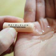 Bộ tinh chất cá hồi Rayblelon PDRN Multi Peptide cùng cây lăn