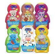 Sữa tắm gội cho bé On Line Kids 250ml không gây cay mắt