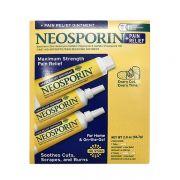 Thuốc mỡ Neosporin 3 pack chống nhiễm trùng, trị vết thương