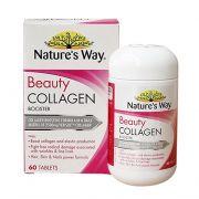 Viên uống Beauty Collagen Natures Way 60 viên chính hãng Úc