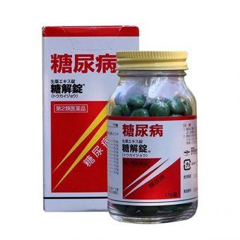 Viên uống Tokaijyo 170 viên Nhật cho người tiểu đường