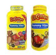 Gummy Vites-Kẹo dẻo vitamin và khoáng chất cho bé, hộp 300 viên