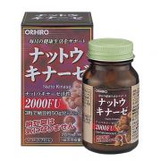 Nattokinase 2000 fu orihiro, Thuốc điều trị tai biến của Nhật Bản