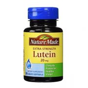 Viên Uống Bổ Mắt Nature Made Lutein 20mg Của Mỹ - 30 Viên