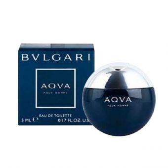 Nước hoa Bvlgari Aqva Pour Homme EDT 5ml - Chai mini